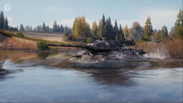 World of Tanks Update 1.0 - Main Image