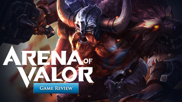 Arena of Valor Review Header