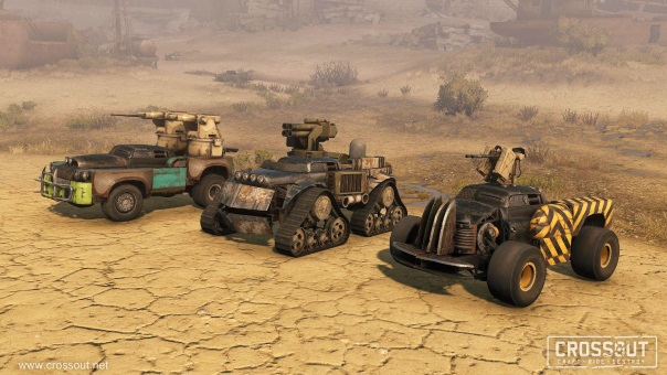 Crossout - Update News - Main Image