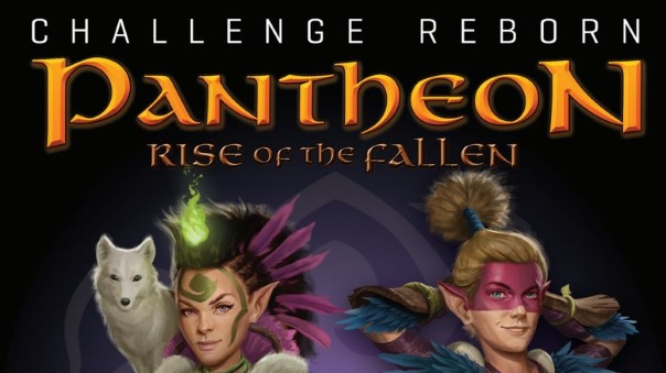 Fwd_ Pantheon_ Rise of the Fallen Enters Pre-Alpha - Main Image
