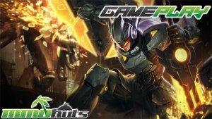 League of Legends Leona Gameplay Thumbnail