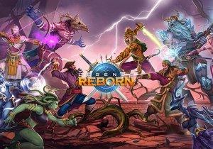 Legends Reborn Main Image