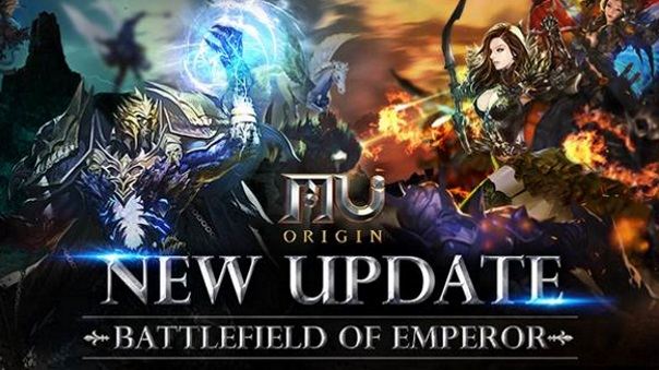 MU Origin Battlefield of Emperor News - Image