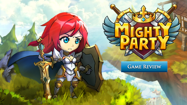 Mighty Party Game Review Header