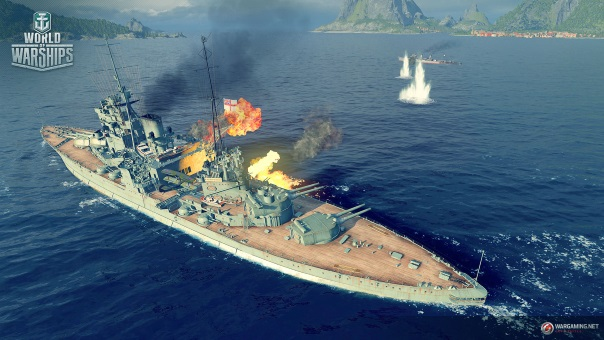 World of Warships - Holiday Event - Image