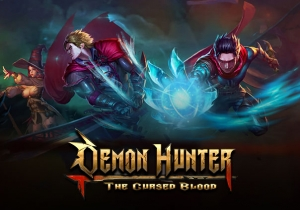 Demon Hunter: The Cursed Blood Game Image