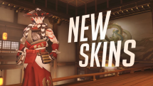 Overwatch January 2018 Cosmetics Thumbnail