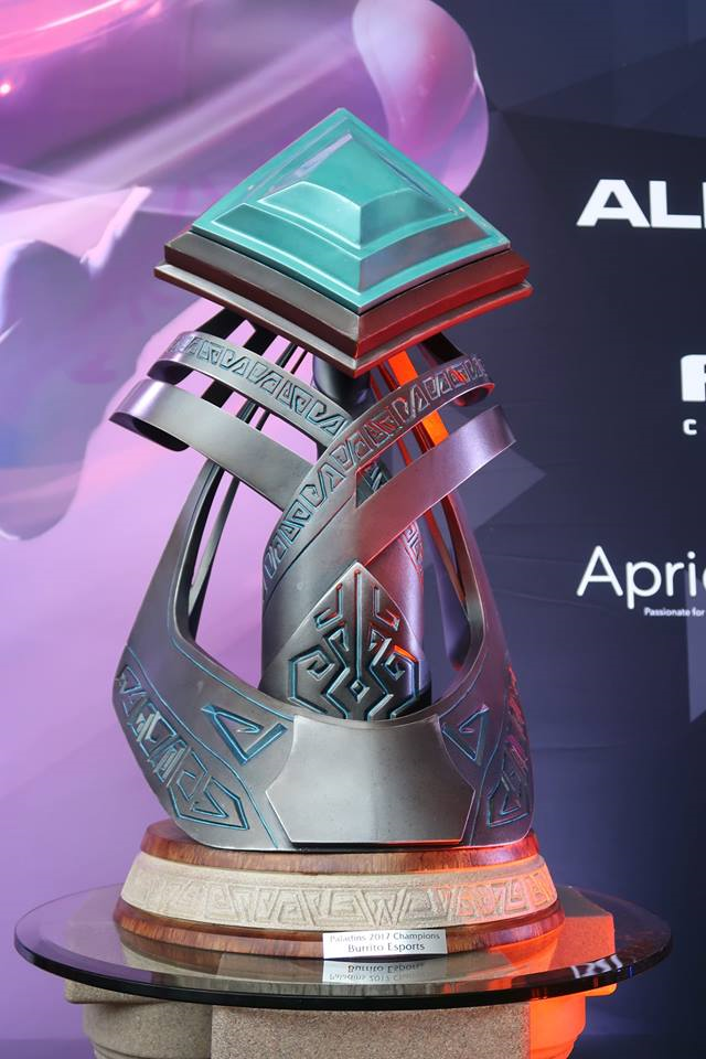 Paladins Championship Trophy