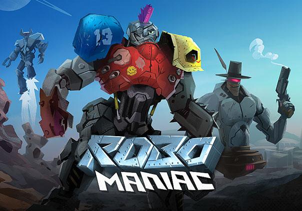 RoboManiac Game Image