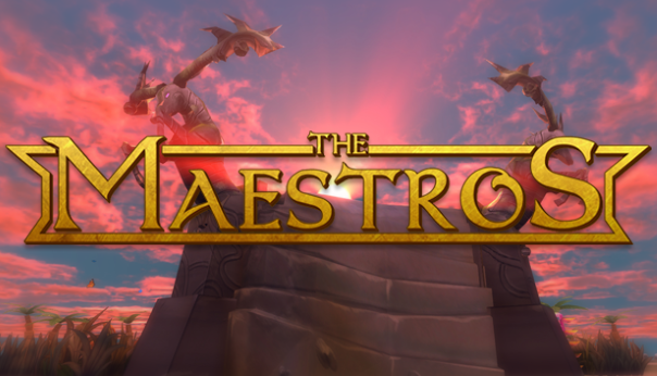 The Maestros Guest Post Header