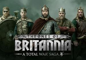 Total War Saga: Thrones of Britannia Game Image