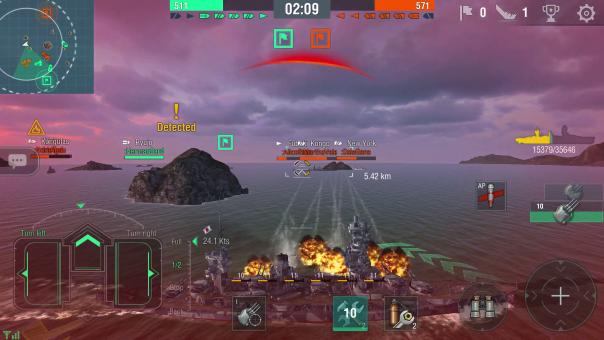 World of Warships Blitz News