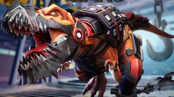 Dino War - Image