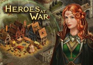 Heroes at War Game Image