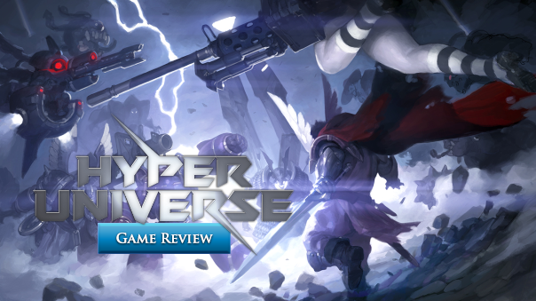 Hyper Universe Game Review Header