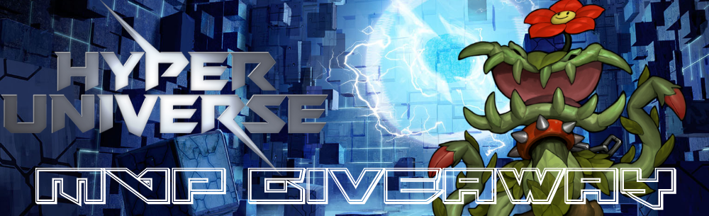 Hyper Universe MVP Giveaway Wide Banner