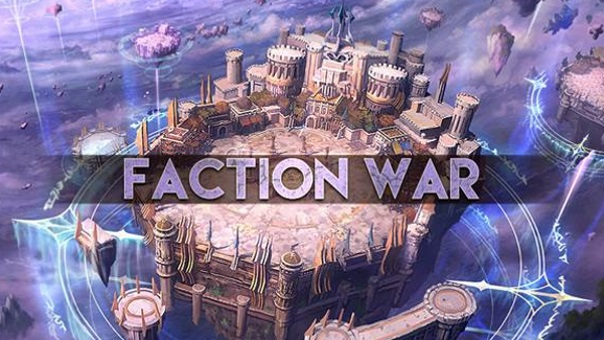 MU Legend Faction Wars - Main Image