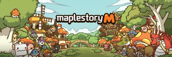 Maplestory M Splash Art