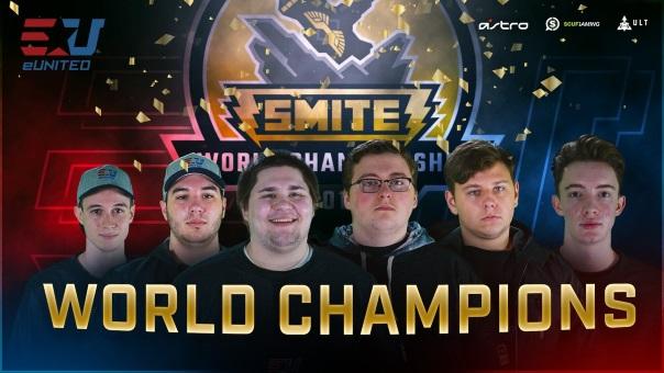 Smite World Championships - Main Image