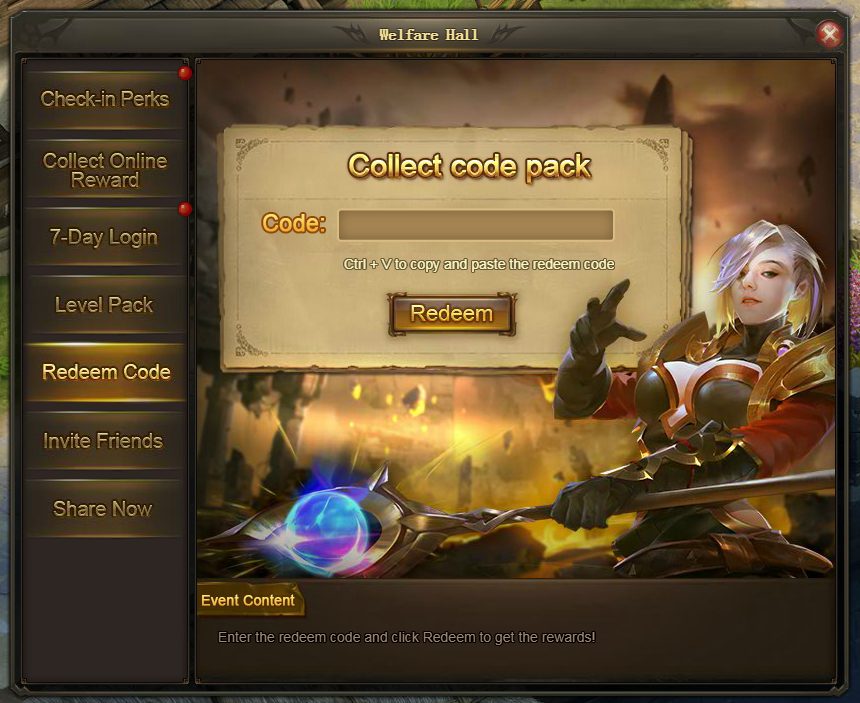 Mythic Glory Open Beta Giveaway