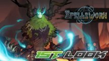 Colt takes a first look at Spellsworn.