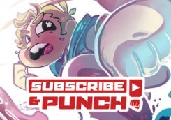 Subscribe and Punch Game Image