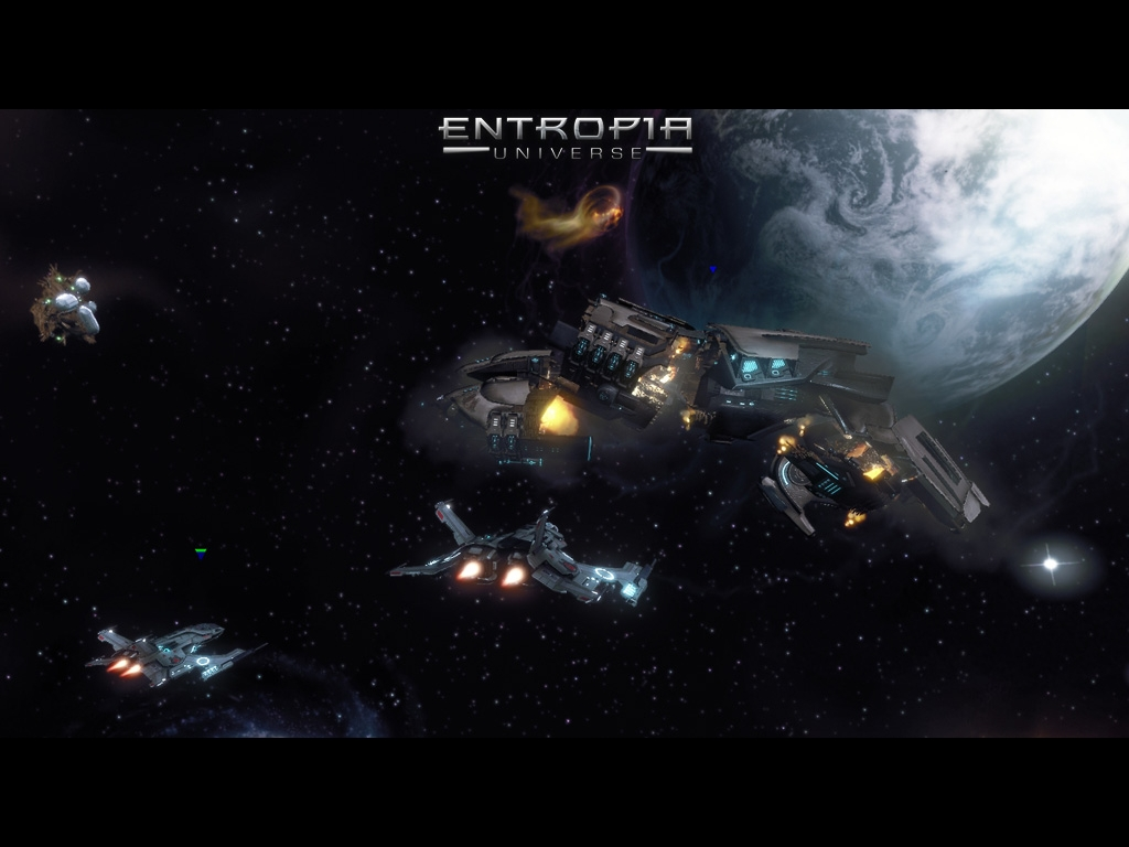 Entropia Space Screenshot
