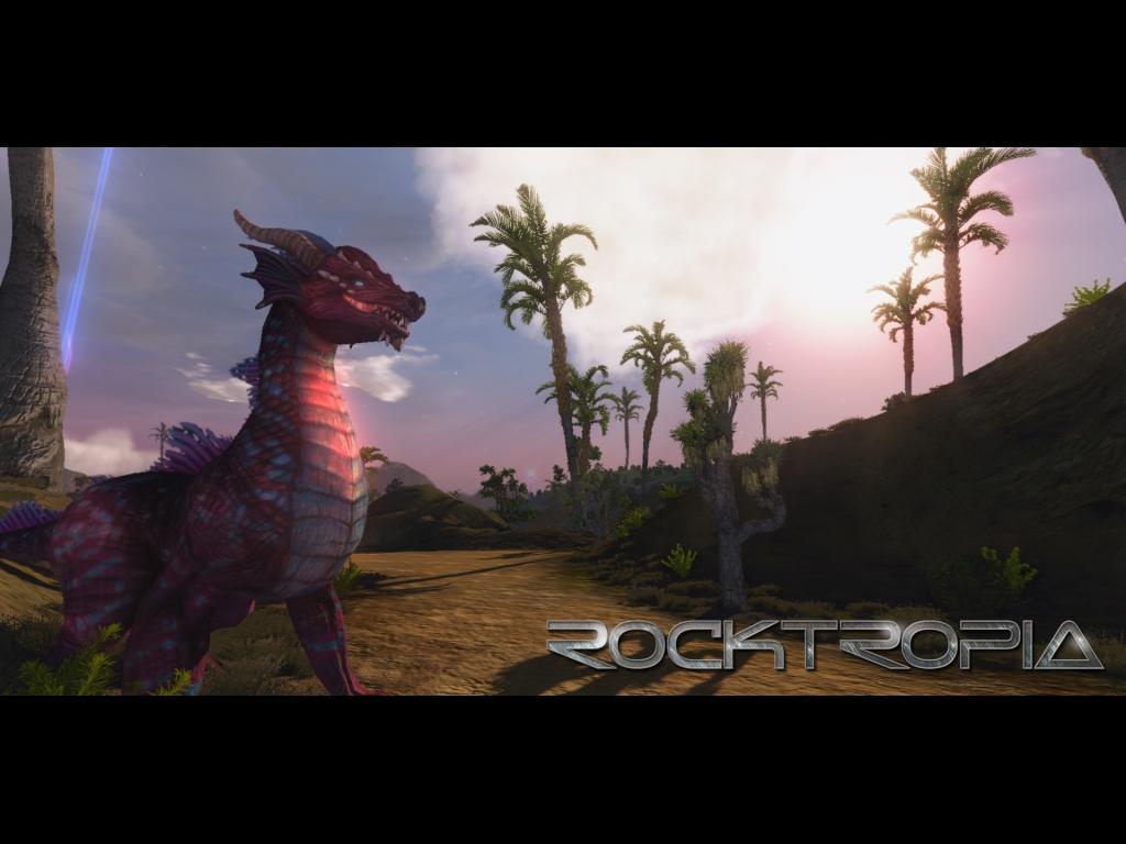Rocktropia Screenshot