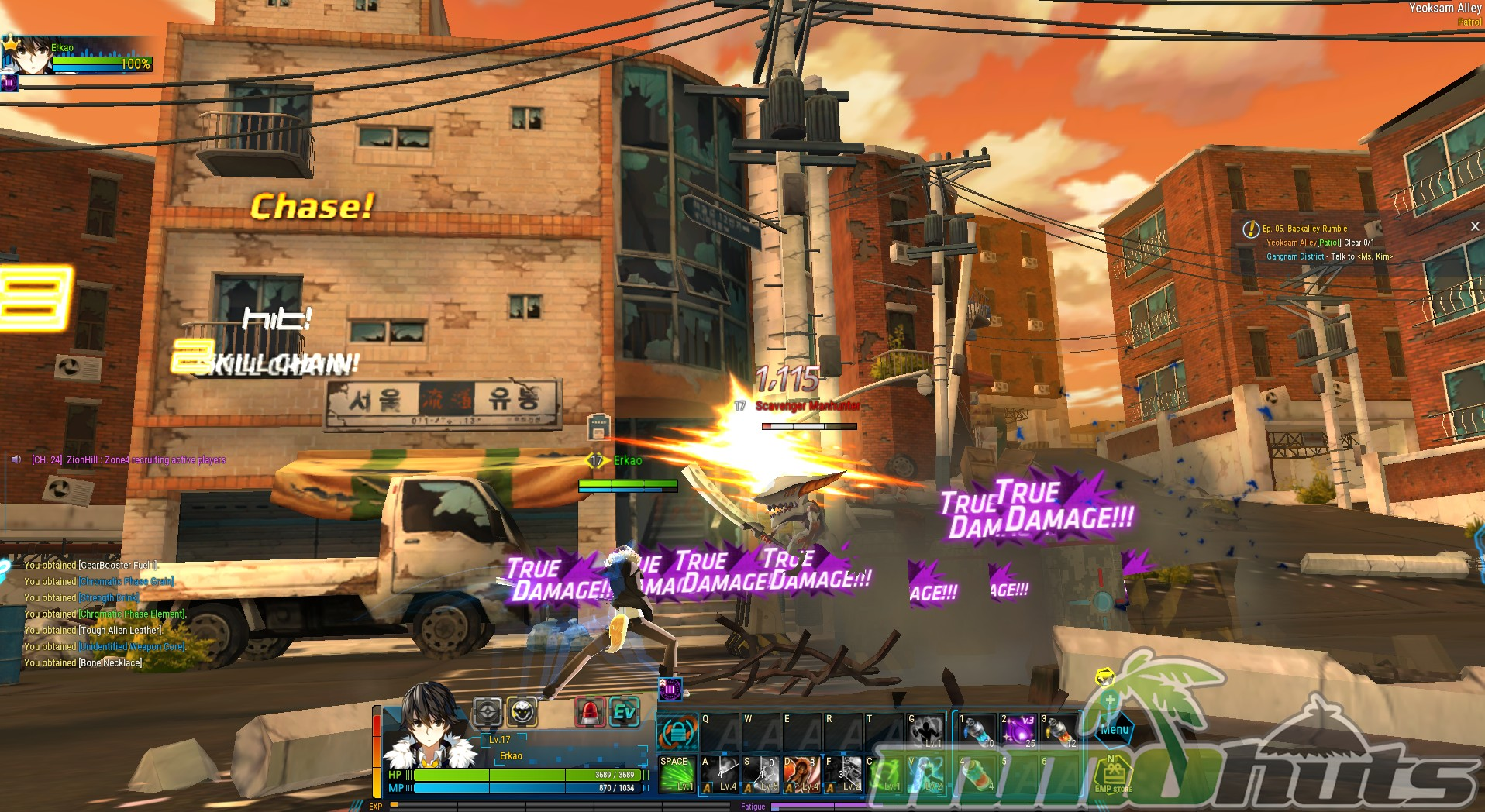 Closers Review Screenshot