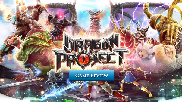 Dragon Project Review Header