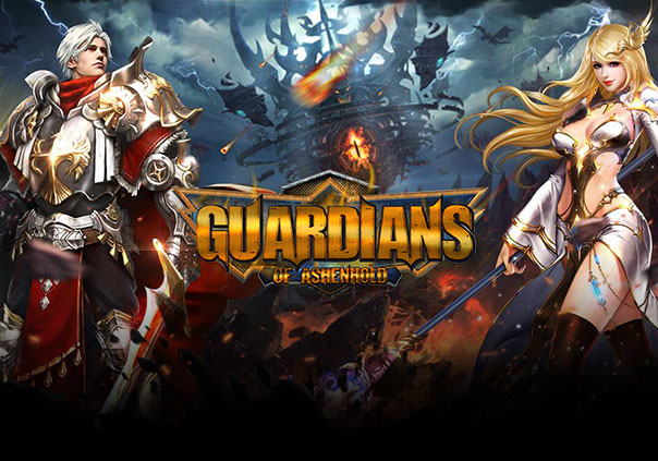 Guardians of Ashenhold Game Image