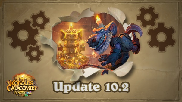 Hearthstone 10.2 Update News