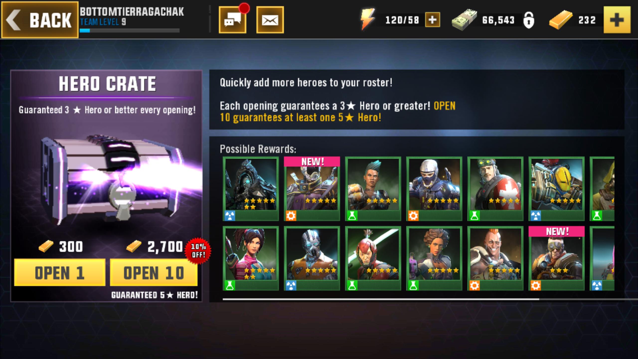 Hero Hunters Review