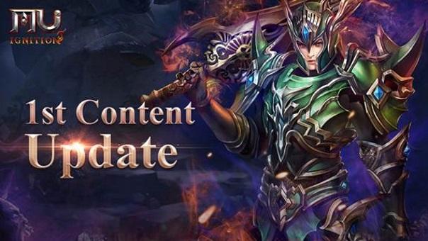 MU Ignition News - First Content Update News