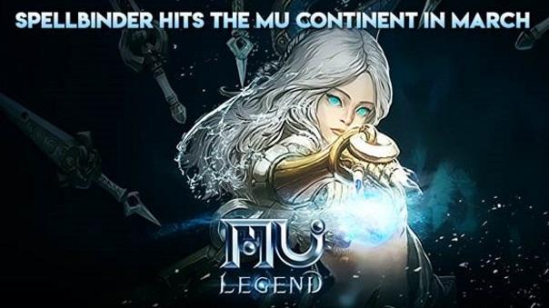 MU Legend Spellbinder - Image
