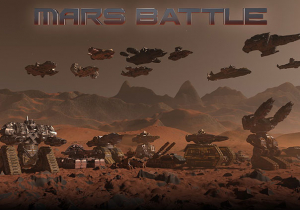 Mars Battle Game Image