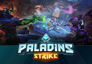 Paladins Strike Game Image