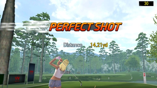 Shot_Online_Golf_Screenshot - Image