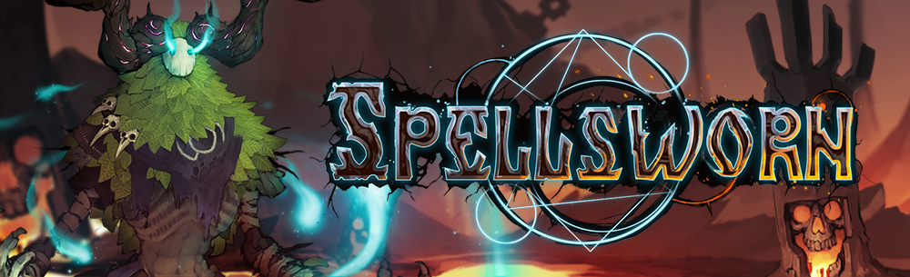 Spellsworn Early Access Giveaway Wide Banner