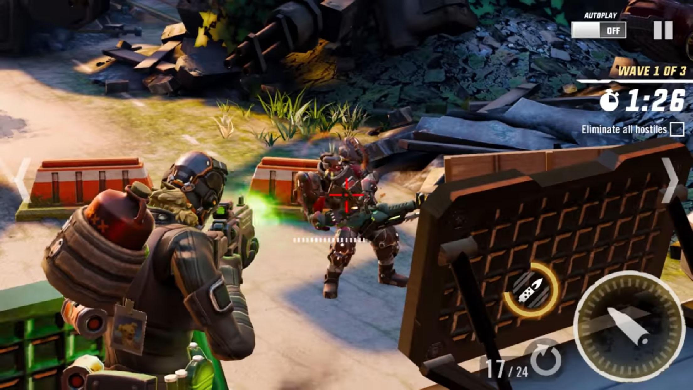 Hero Hunters Video Thumbnail