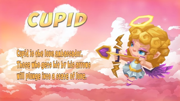 Cupid - Tactical Monsters - thumbnail