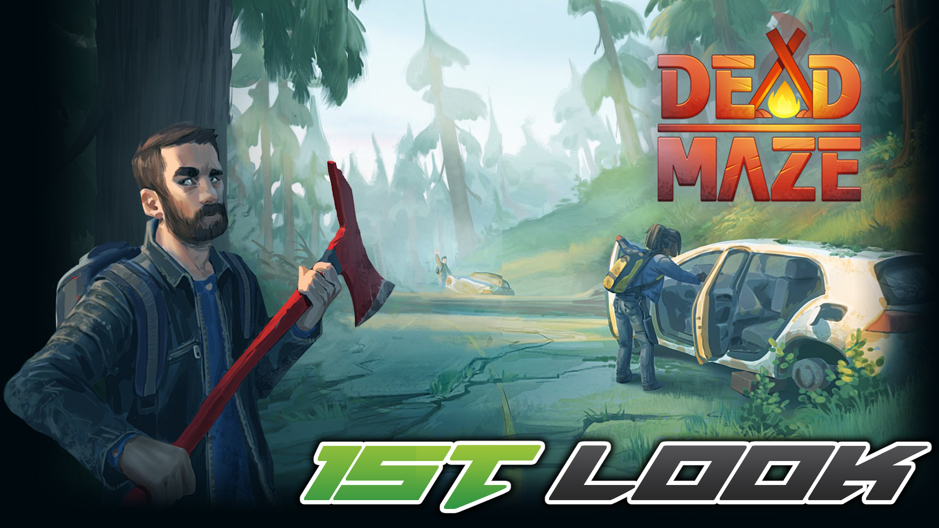 Colt takes a first look at Dead Maze