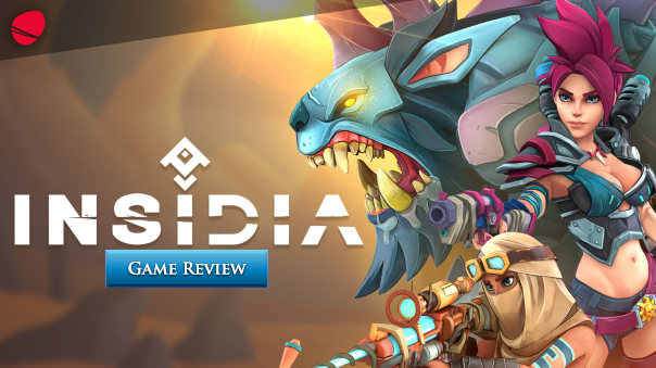 Insidia Review Header Image