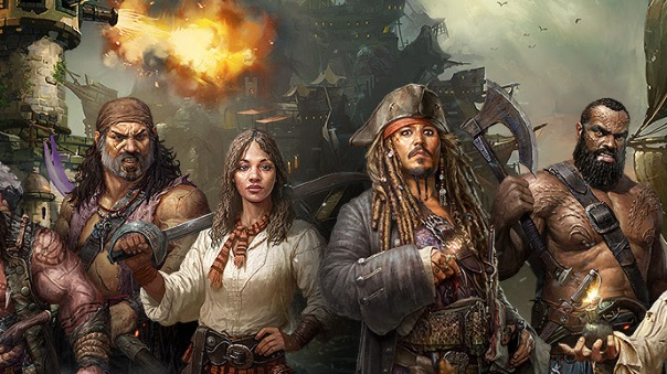 Pirates of the Caribbean - Tides of War - New Year Update - Image