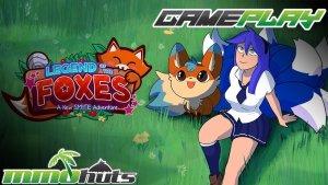 SMITE Foxes Adventure Mode Thumbnail