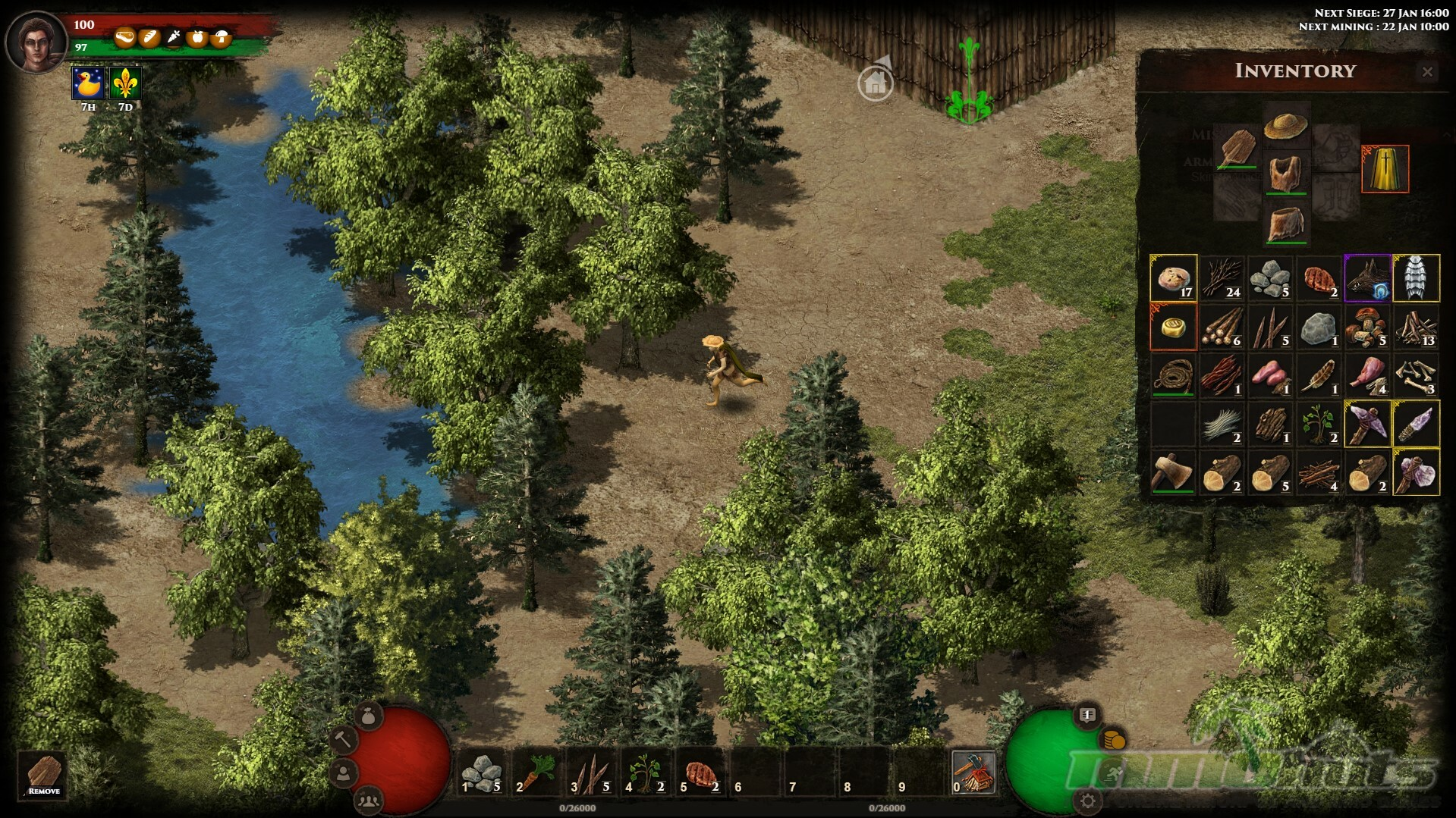Wild Terra Graphics