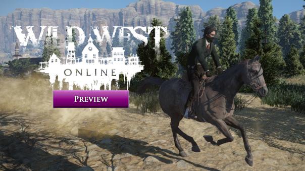 Wild West Online Preview Header Image