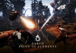 DARCO - Reign of Elements Game Image