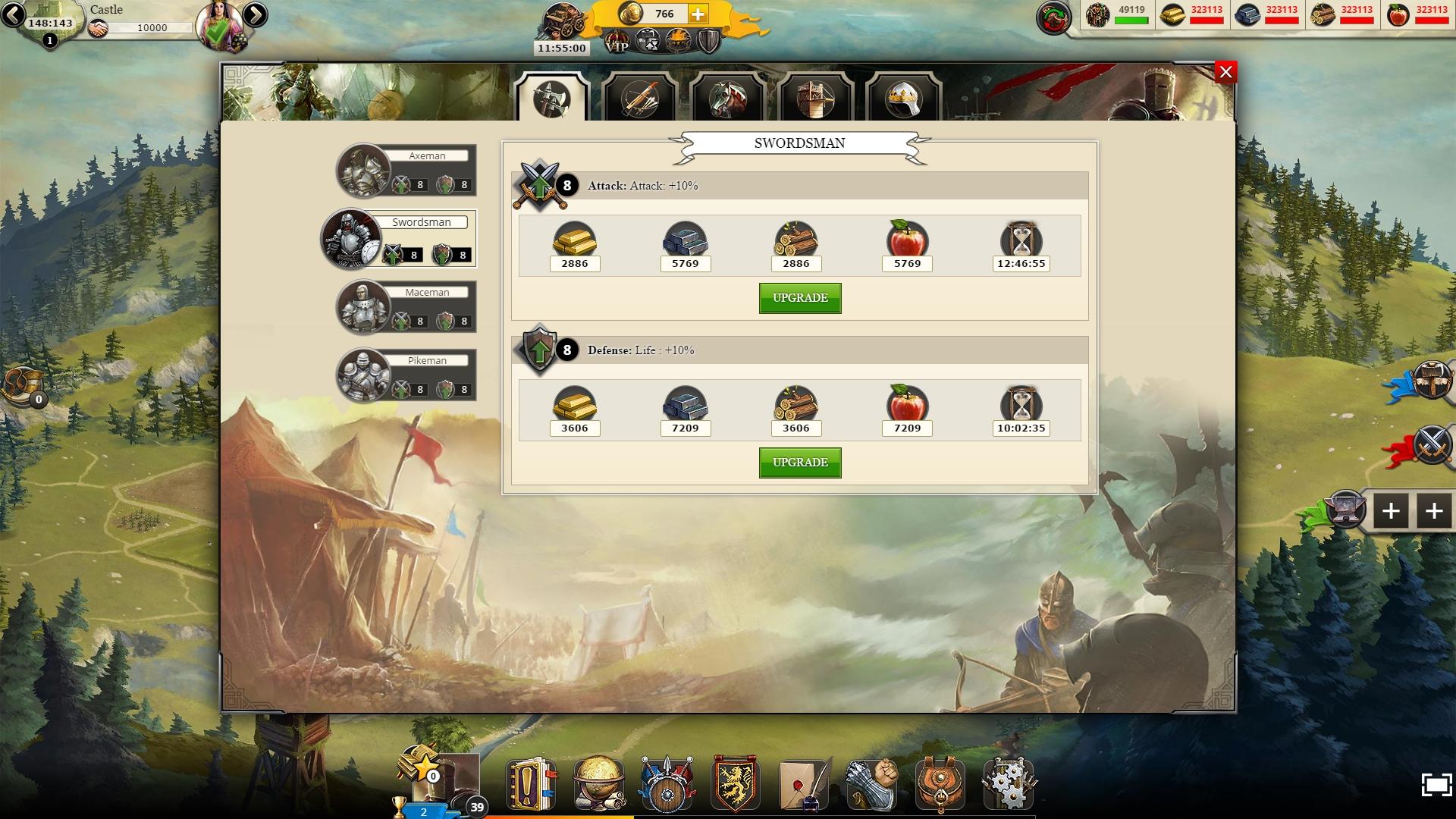 Khan Wars Screenshot