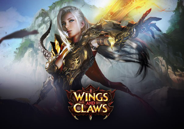 Wings and Claws Game Profile Banner